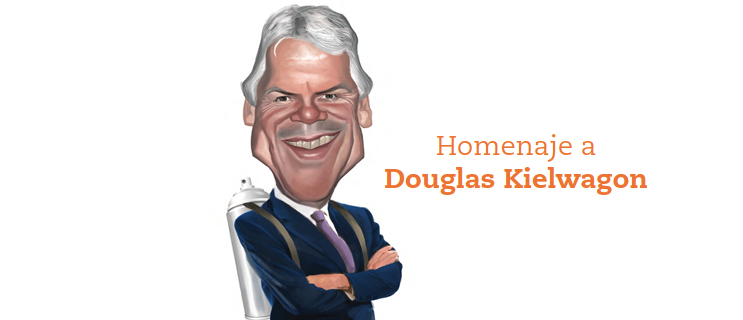 Douglas Kielwagon — Consentido del Humor