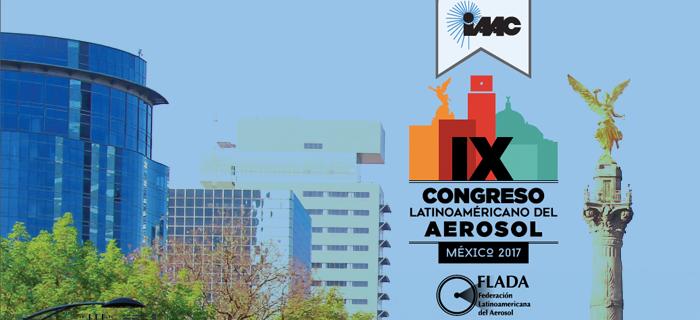IX Congreso Latinoamericano del Aerosol 2017