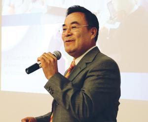 Juan Nolasco habló de la Armonización y Globalización en la industria del Aerosol